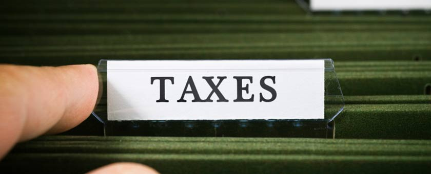 Read full story «Tax changes announced last week»