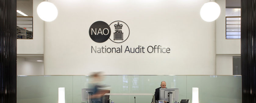 Read full story «HMRC ticked off by National Audit Office»